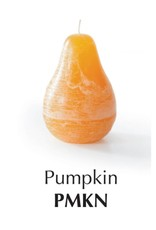 Vance Kitira Timber Pear Candle, Pumpkin
