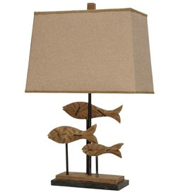 Style Craft Home Collection Angler Table Lamp