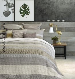HB  Promotions Ethan King Quilted Duvet Cover & Shams