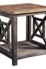 Uttermost Spiro End Table