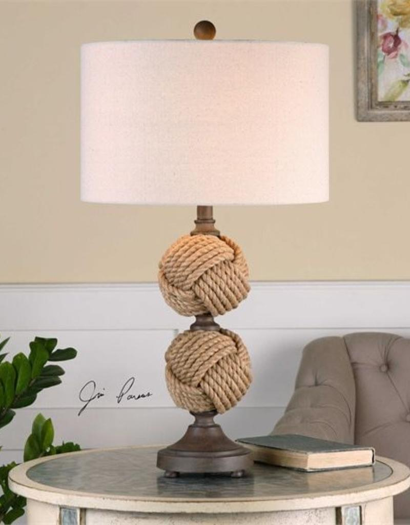 Uttermost Lamp - Higgins