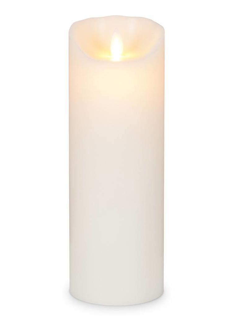 Abbott Realite Candle Ivory 3x9