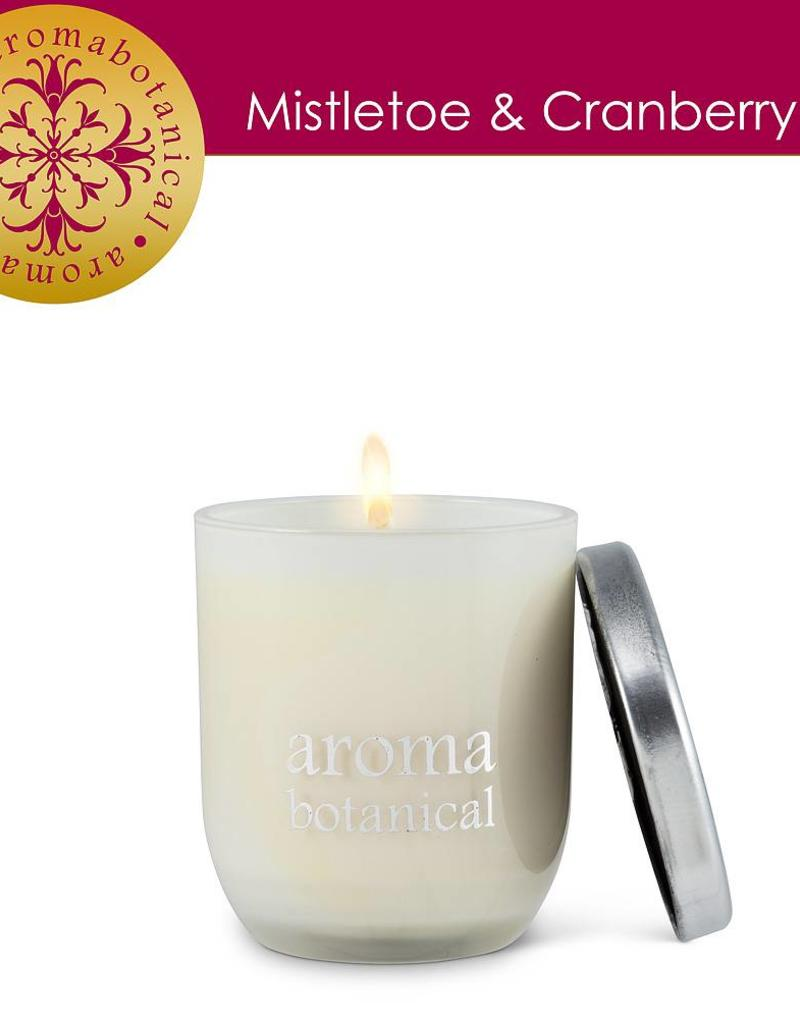 Abbott Mistletoe and Cranberry Candle
