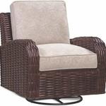 Braxton Culler Copenhagen Wicker Chair - Honey
