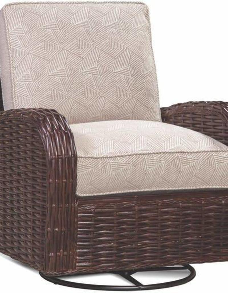 Braxton Culler Copenhagen Wicker Chair - Honey