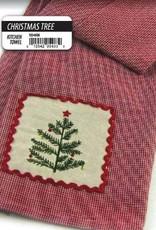 Michaelian Christmas Tree Dish Towel