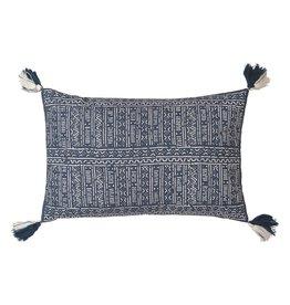 C&F Enterprises Cyrus Indigo Pillow