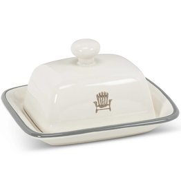 Abbott Cottage Butter Dish, small