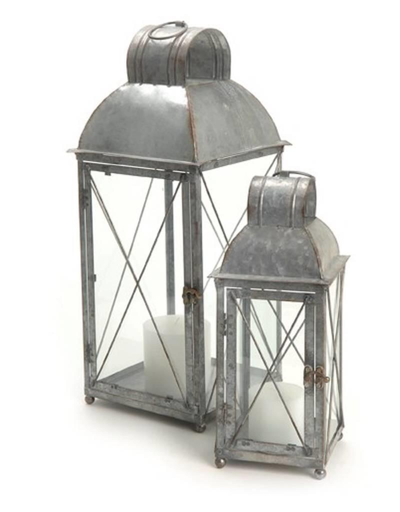 ADV Small Galvanized Lantern