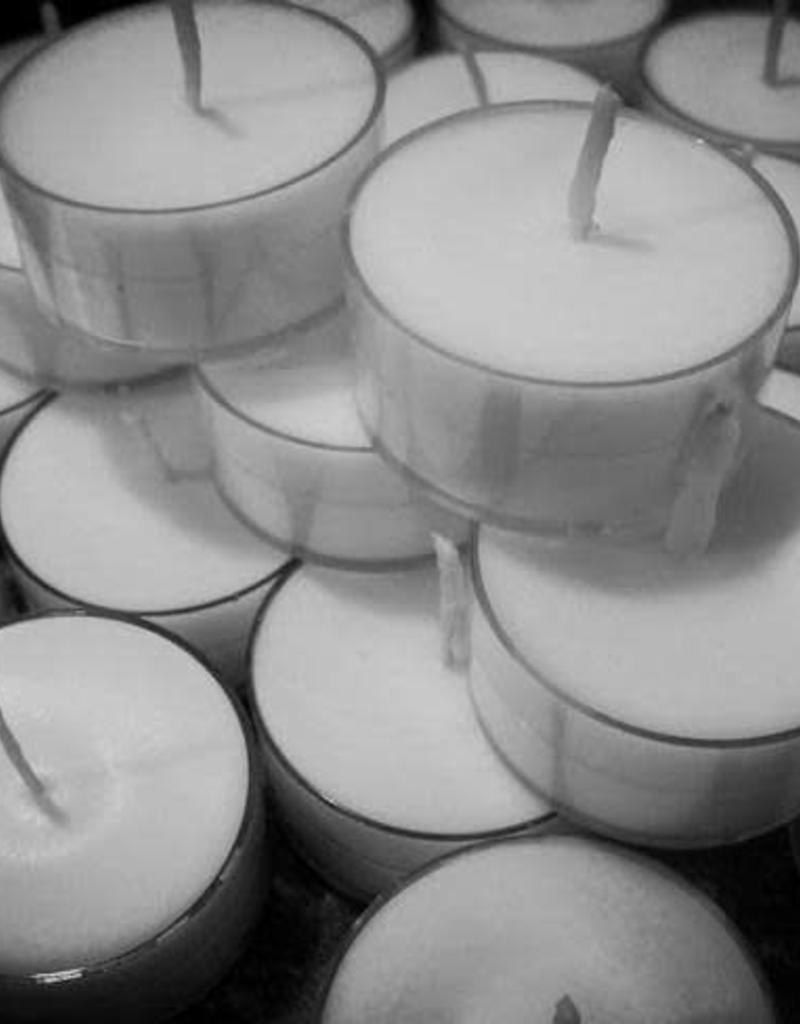 Hofland Clear Bottom Tea Light (Hof)