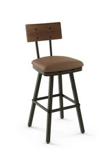 Jetson Swivel Bar Stool