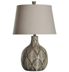 Style Craft Home Collection Transitional Table Lamp
