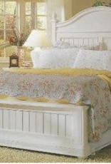 Braxton Culler Queen - Cottage Walk Bed Frame - Off White