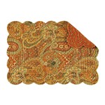 C&F Enterprises Tangiers Rectangle Quilted Placemat