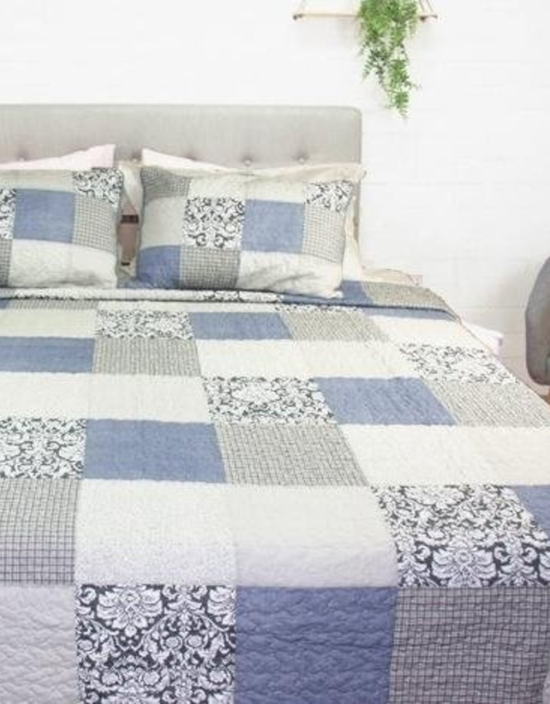 New New Horizons Brampton Queen Quilt and Shams