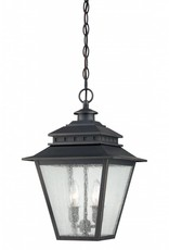 Quoizel Carson Outdoor Hanging Light Fixture