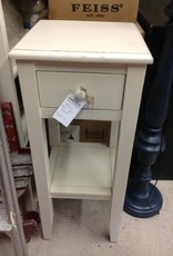 Trade Winds Mission Plant Stand - White