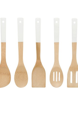 Danica Bamboo Utensils Set of 5