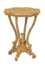 Guild Master Dijon Side Table - Yellow