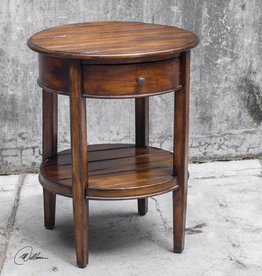 Uttermost Renalt Accent Table