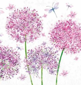 Paper Products Design Aquarell Dandelion Serviettes