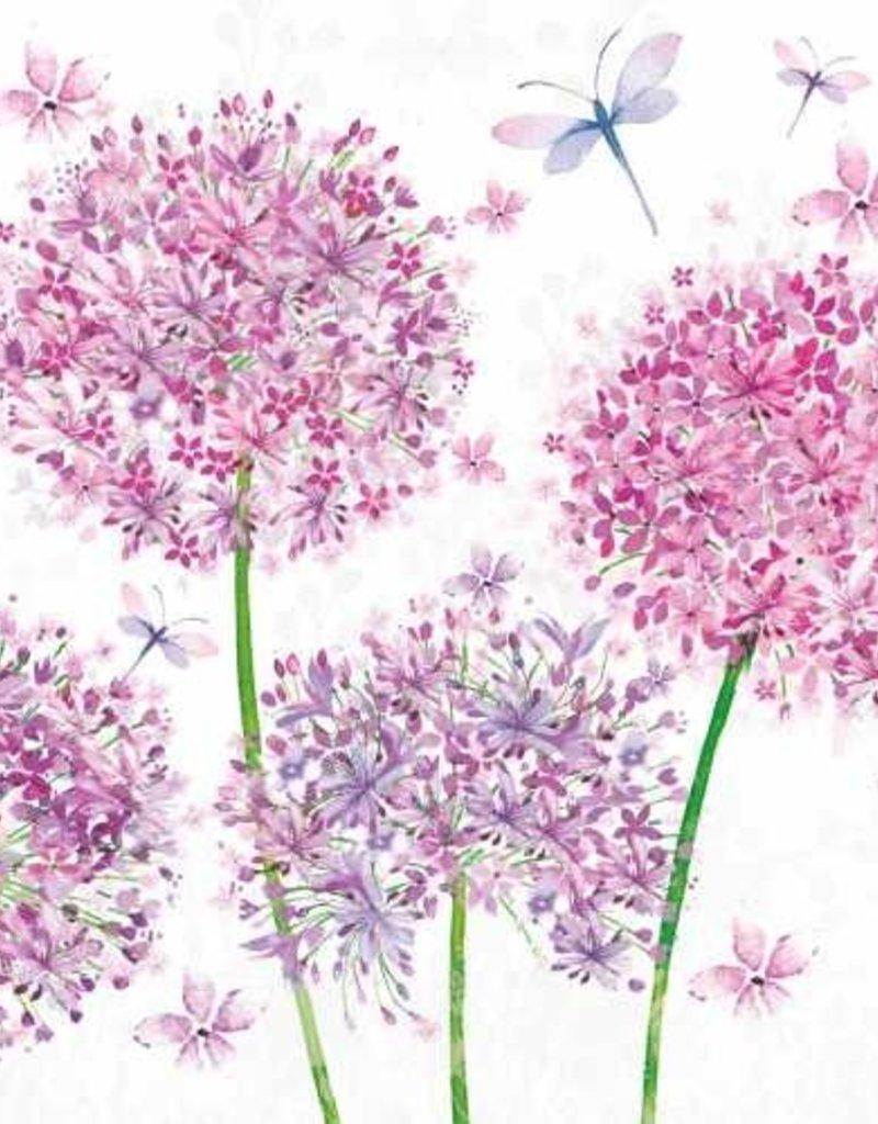 Paper Products Design Aquarell Dandelion Serviettes