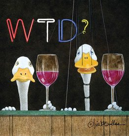 PPD What The Duck? Serviettes