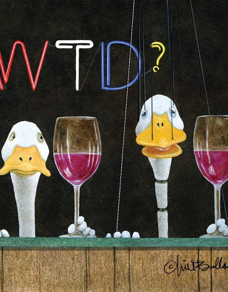 Paper Products Design What The Duck? Serviettes