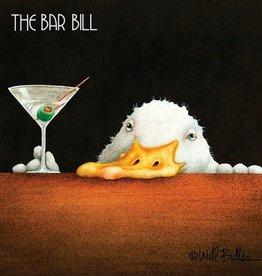 PPD Bar Bill Serviettes