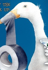 Paper Products Design Shut The Duck Up Serviettes