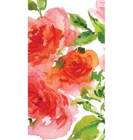 Paper Products Design Wild Roses Serviettes