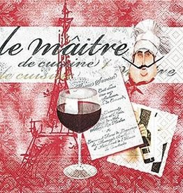 Old Country Design Le Mâitre Serviettes