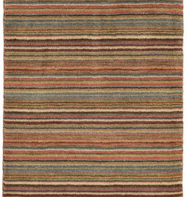 Dash & Albert Brindle Stripe Spice Rug - 2' x 3'