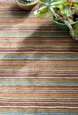 Dash & Albert Brindle Stripe Spice Rug - 2' x 3'