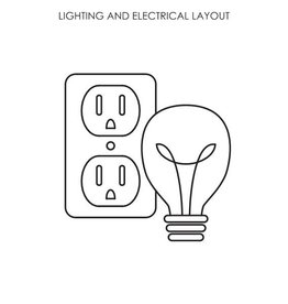 Lighting and Electrical Layout