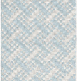 Dash & Albert Hudson Blue Indoor/Outdoor Rug, 2x3
