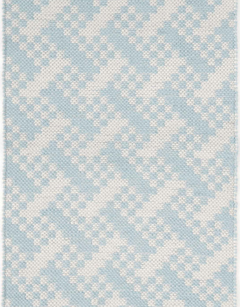 Dash Albert Hudson Blue Indoor Outdoor Rug 2x3