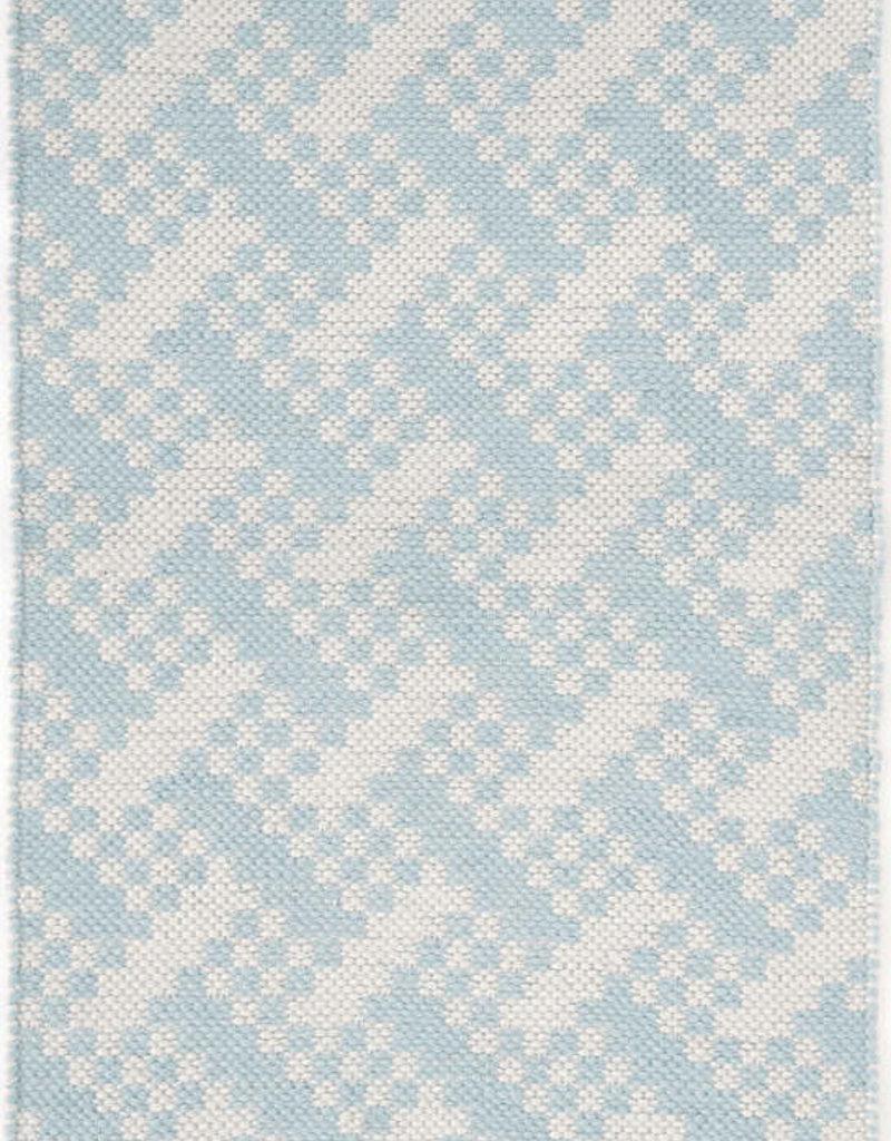 Dash & Albert Hudson Blue Indoor/Outdoor Rug, 2x3