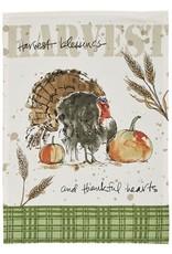 Park Design Harvest Turkey Printed Dishtowel