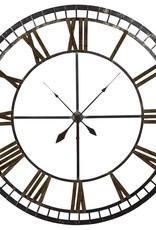 Harp & Finial Big Ben Clock