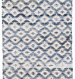 Dash & Albert Denim Rag Rug 2x3