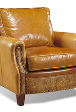 Legacy Leather Orson Chair - Bromton Chocolate