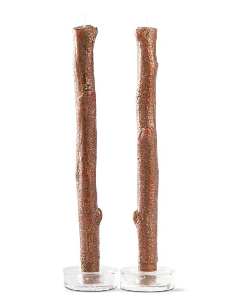 Tag ltd Gilded Tree Bark Taper