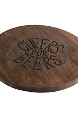 Tag ltd Cheers For Beers Serving Board