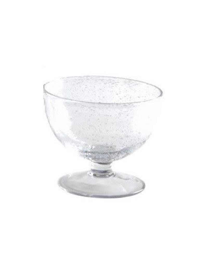 Tag ltd Bubble Glass Dessert Bowl