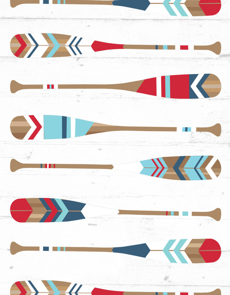 Harman Paddle Serviettes