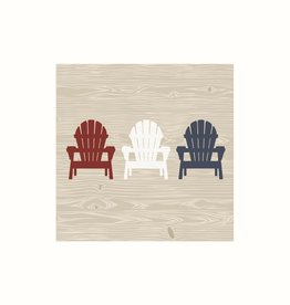 Harman Muskoka Chair Serviettes