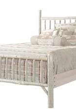 Old Hickory Furniture Co Lake & Lodge Match Bed - Queen