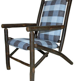 Old Hickory Furniture Co Leanback Chair