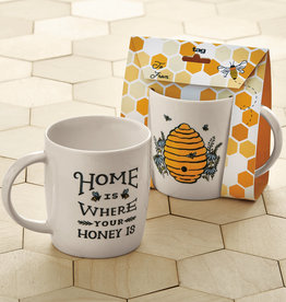 Tag ltd Mug - Home Is Where The Honey Is